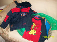 bundle of baby boys clothes 0-6mths.