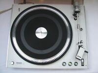 Vintage Philips 212 Electronic Turntable (22GA212) - FWO