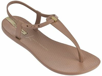 Ipanema Shoes (Ipanema Women`s Flip Flops Premium Lenny Desire Brown (Tan) Brazilian Sandal)