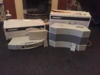 Bose Wave II music system, Multi-Disc changed & DAB Module
