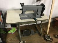 Adler 204-64 heavy duty industrial sewing machine
