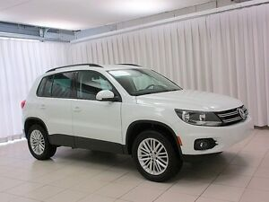 """2016 Volkswagen Tiguan Special Edition! Turbo 4-Motion AWD! 17"""""""""""