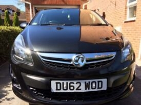 Vauxhall Corsa SRI 1.4 2012 - mint original condition throughout