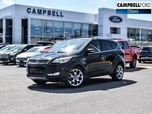 2016 Ford Escape Titanium AWD-NAV=LEATHER-POWER ROOF