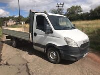 *** iveco daily 2013 automatic 1 years mot swap px car van ****