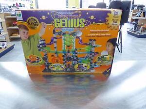 Jeux de construction pour circuit de billes 500 pièces techno gears Genius