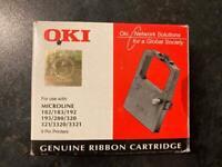 Oki Ribbon Cartridge Microline 182/183/192/193/280