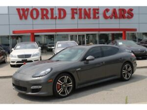 2013 Porsche Panamera Turbo | Interior Carbon Package