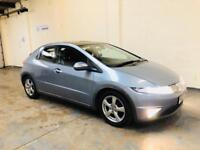 Honda Civic 1.8 es I vtec in immaculate condition 1 owner 1 years mot full service history