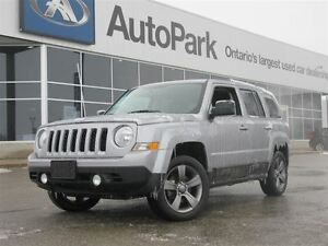 2015 Jeep Patriot Heated Leather Interior| 4x4| Power Sunroof|