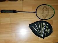 Carlton integra badminton racket