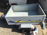4'x3' metal trailer. £180 fixed price
