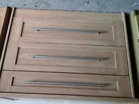 3 drawer chests (2)