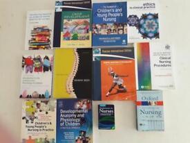 Nursing reference books
