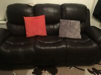 Three seater settee