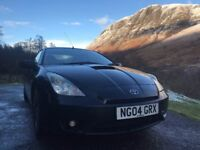 Excellent Toyota Celica (Red Edition) 1.8