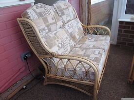 Cane conservatory furniture for sale