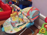 Bouncy chair excellent condition