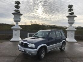***2004 SUZUKI GRAND VITARA FULL YEAR MOT ***