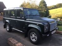 LANDROVER DEFENDER 110 Tdi 2.4 2011, 48,000 MILES, ONE OWNER FROM NEW, FULL SERVICE HISTORY