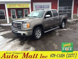 2013 GMC Sierra 1500 SLE/Sunroof/Alloys/ 5.3 L
