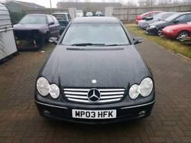Mercedes CLK auto 240