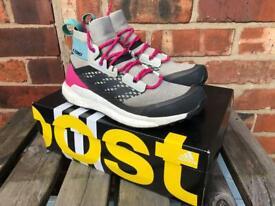 Like new Adidas Terrex Free Hiker size 7
