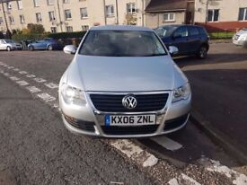 A very underused VW Passat in excellent condition for sale