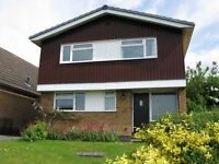 4 Bedroom detached house for sale. Ashby de la Zouch, Leicestershire. U.K.