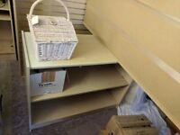 Shop Fitting - Retail Shelving Counter - Maple, for sale £50 ONO