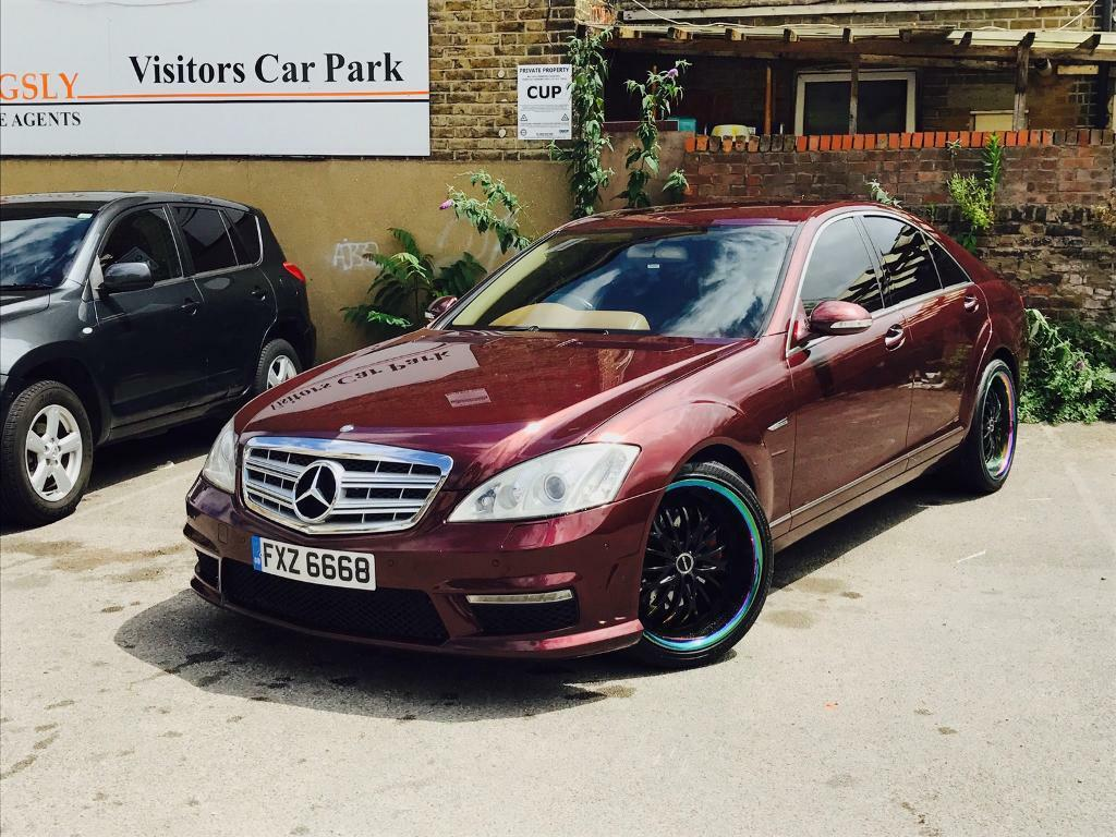 Mercedes s class 320 CDI AMG 65 replica Qucki sale | in North ...