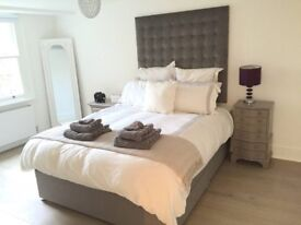 LUXURY 1 BED FLAT, BAYSWATER, short term let, bills included