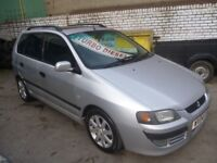Mitsubishi SPACE STAR S DI-D,1870 cc 5 door hatchback,clean tidy car,runs and drives well,great mpg