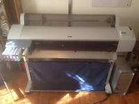 "Large Format Epson Stylus Pro | 9600 44"" Printer, Prints 1m x Whatever. Huge Photo, Giclee, Fine Art"