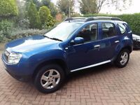 Dacia Duster laureate DCI 1.5, Diesel, 5 door Hatchback