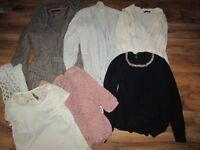 Womens Clothes Job Lot Size UK 14 Eur 42 Bundle NEXT JANE NORMAN CARDIGAN TOP