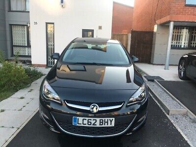 vauxhall astra 2013 for sale low millage