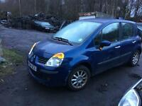 Renault Modus 1.4 16v 2004 For Breaking