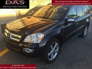 2009 Mercedes-Benz GL-Class LEATHER/SUNROOF/NAVI/7 PASS