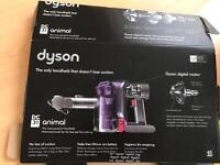 SOLD Dyson DC31 Animal SOLD. Handheld Bagless Vacumn + Charger & Accessories