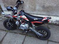 Kx90f endura bike..