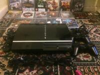 PS3 80GB With 16 Games