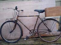 Vintage Raleigh esquire bike