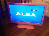 ALBA TV WITH DVD FULL HD