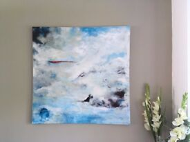 Canvas Wall Art Original Abstract Canvas
