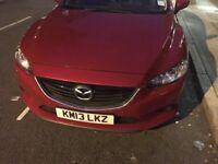 Mazda 6 PCO Uber Ready