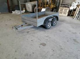 8 by 4 galvanised trailer for sale