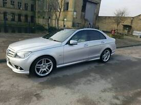 MERCEDES-BENZ C220 BLUEF-CY SPORT CDI A 2010 panoramic roof