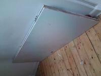 Plywood Door (Free)