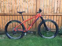 Whyte 905 RS 2016 Small Hardtail MTB Mountain Bike 27.5/650b - Loads of Upgrades